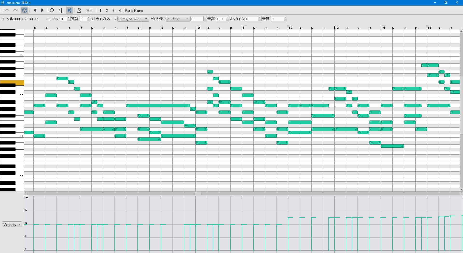 MuseScore の Ver  3 が正式にリリースされました.Ver  2系が